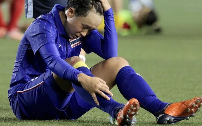 Tuyển nữ Thái Lan vừa thua Việt Nam ở chung kết SEA Games, fanpage bóng đá lớn nhất ...