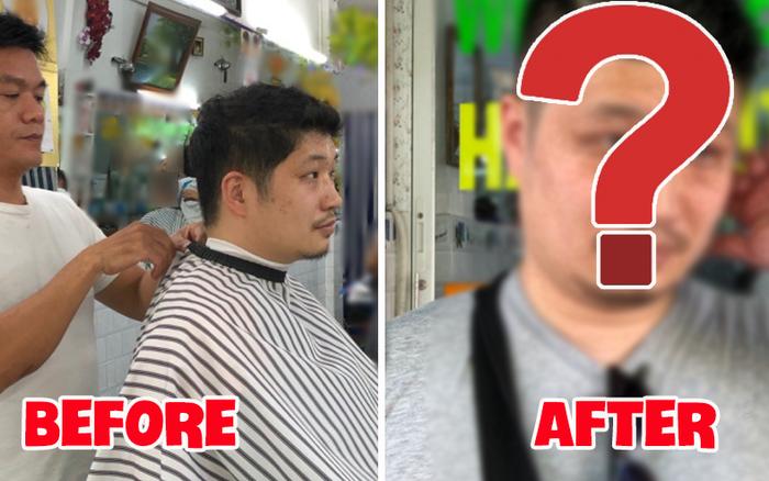 """Blogger người Nhật đến phố Bùi Viện hỏi: """"Cắt cho tôi kiểu tóc phổ biến nhất Việt ..."""