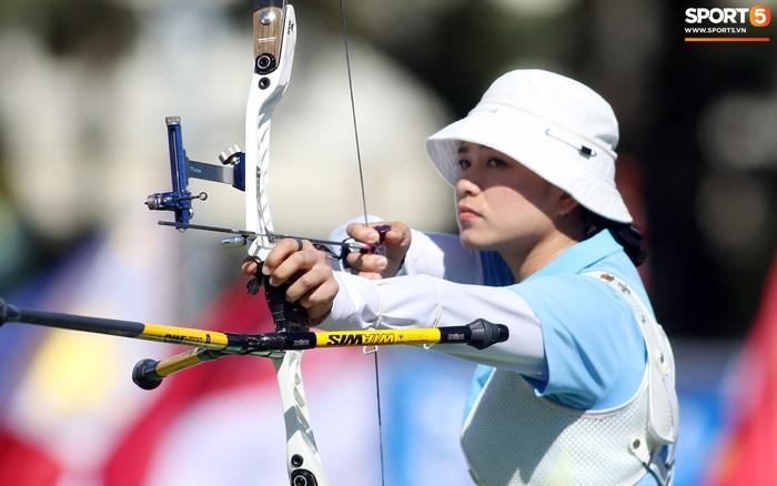 Bộ ba hotgirl bắn cung Việt Nam gây xao xuyến tại SEA Games 2019