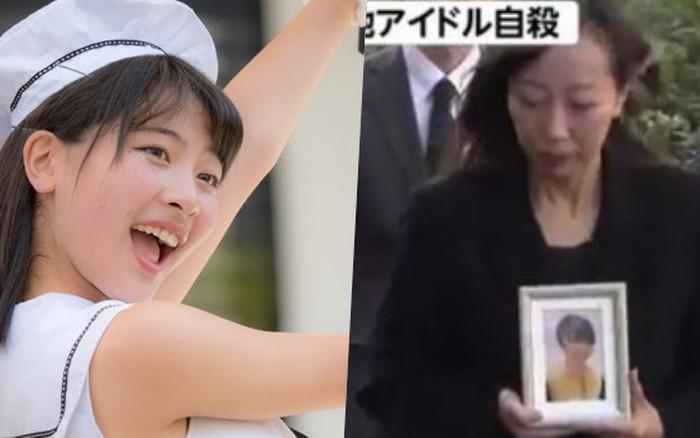 Idol 16 tuổi Nhật Bản tự vẫn vì bị bóc lộc tàn nhẫn: Mẹ ruột gào khóc trong ...