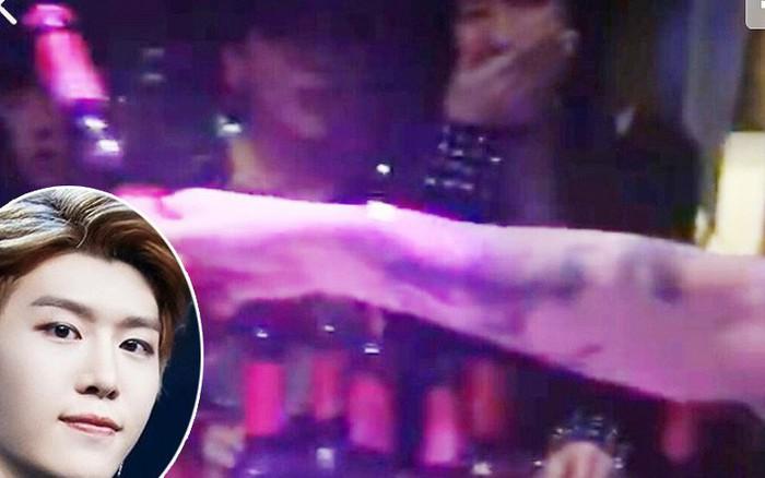 """Em trai 18 tuổi của Phạm Băng Băng lộ ảnh đi karaoke """"nhập nhoạng"""", vui vẻ bên cô ..."""