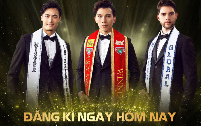 Top 3 Mister Việt Nam sẽ được chọn vào vai chính phim điện ảnh ra rạp