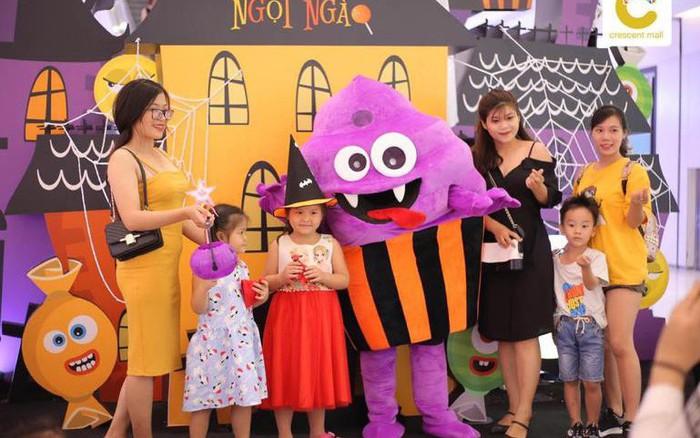 Lễ hội Halloween ngọt ngào tại Crescent Mall