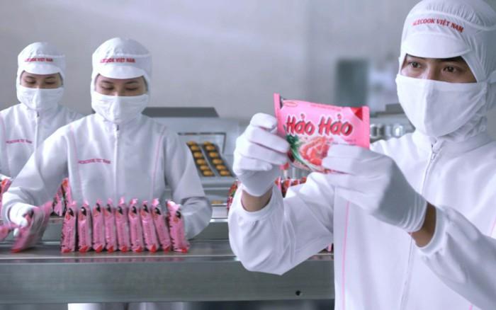 Acecook Việt Nam là nhà sản xuất mì ăn liền được người tiêu dùng lựa chọn nhiều ...