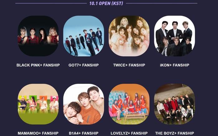 Fan cứng của Black Pink, Twice đâu rồi, tham gia Fanship miễn phí ngay hôm nay để ủng hộ ...
