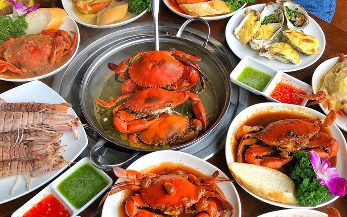 Bỏ túi 4 địa chỉ buffet hải sản ngập mặt cho đầu tháng rủng rỉnh, giá chỉ trên dưới ...