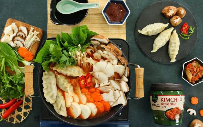 Bibigo kim chi - Đặc sắc món Hàn trên bàn ăn Việt