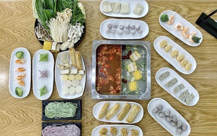Tapinlu: Nhà hàng lẩu chuẩn vị Hồng Kông đang được giới trẻ yêu thích