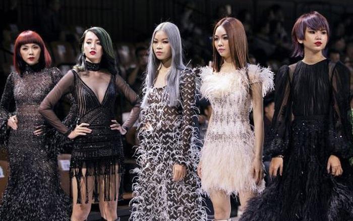 Những BST ấn tượng trên sàn diễn thời trang tóc Davines Hair Show 2019 - kết quả xổ số gia lai