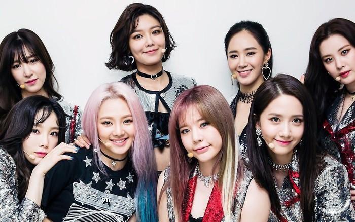 Tài khoản Instagram của SM đồng loạt theo dõi 8 thành viên SNSD, ngày tái ...