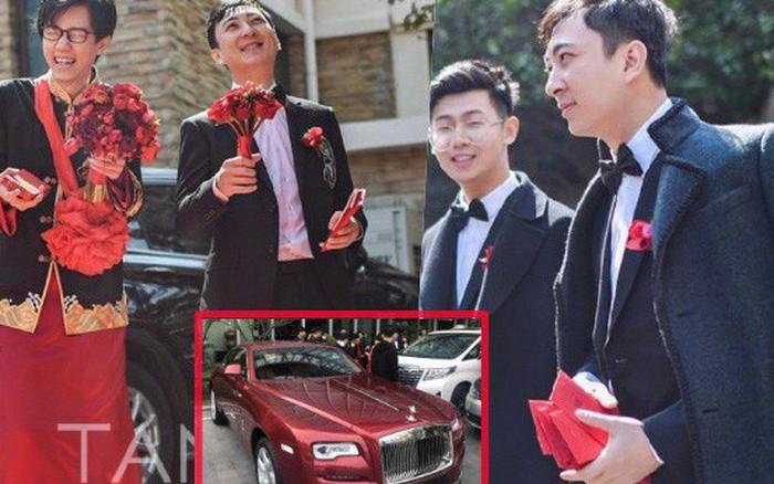 Đám cưới hot nhất hôm nay: Thiếu gia giàu nhất Trung Quốc làm phù rể, tặng ...