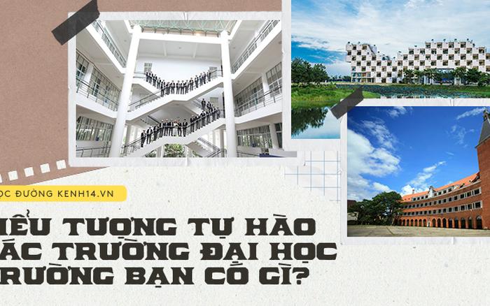 Danh sách những trường Đại học đẹp nhất Việt Nam với những công trình trăm tỷ đồng, địa ...