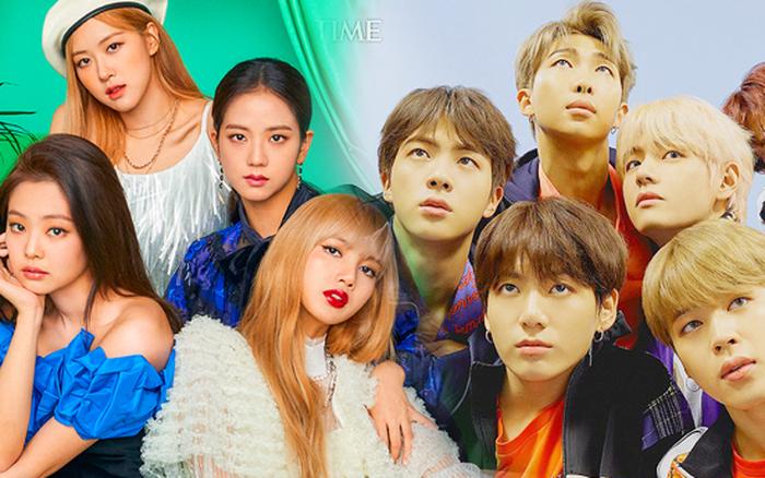 Top 40 sao Hàn quyền lực nhất 2019 của Forbes: BLACKPINK bất ngờ vượt mặt BTS, Song Song mất ...