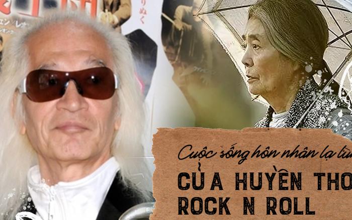Cuộc đời huyền thoại Rock 'N Roll Nhật Bản: 45 năm bạo hành, ngoại tình vẫn khiến cho ...