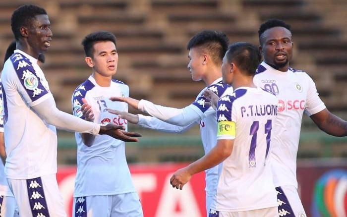 Giành chiến thắng với tỷ số cách biệt, các đại diện của Việt Nam rộng cửa đi tiếp tại AFC ...