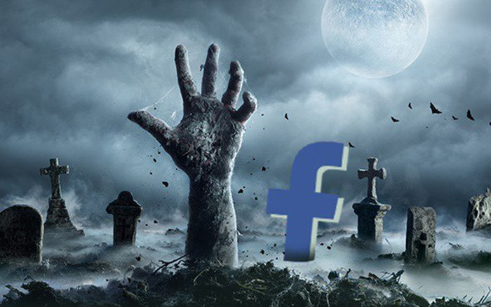 Số tài khoản Facebook của người chết sẽ đông hơn cả người sống trong 50 năm nữa