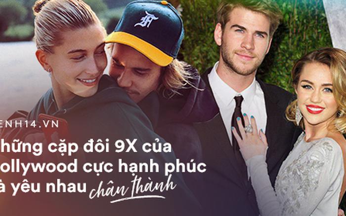 6 cặp đôi 9X đáng ngưỡng mộ nhất Hollywood: Mối tình của Justin hay Miley không ...