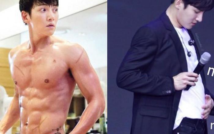 Đời buồn của Ji Chang Wook: Hứa với fan khi nhập ngũ sẽ ráng có cơ bụng đẹp, ai dè tăng ...