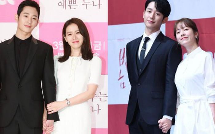 """Jung Hae In: Hình ảnh """"déjà vu"""" của mỹ nam với chị đẹp họ Han"""