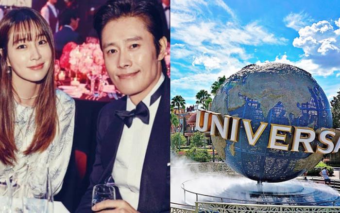 """Sang Mỹ chơi, vợ chồng Lee Byung Hun và mỹ nhân """"Vườn sao băng"""" tiện tay tậu ..."""