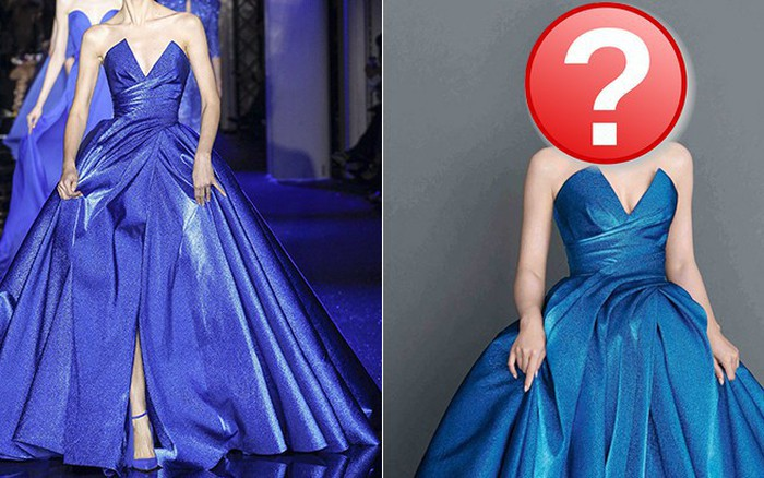 Chiếc đầm công chúa đẹp mê mẩn khiến cả Weibo sôi sục