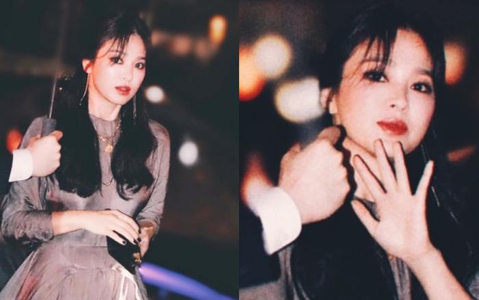 Ngỡ ngàng với diện mạo của Song Hye Kyo ở đất Mỹ: Bánh bèo quốc dân đã ...