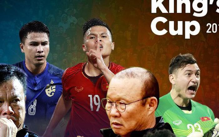 Người hâm mộ có thêm lựa chọn theo dõi tuyển Việt Nam tại King's Cup