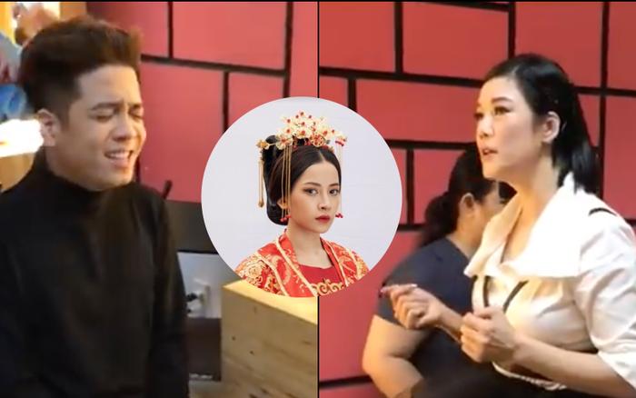 """Thu Phương - Bùi Anh Tuấn mashup """"Anh ơi ở lại"""" và """"Buông"""": Ngẫu hứng ..."""
