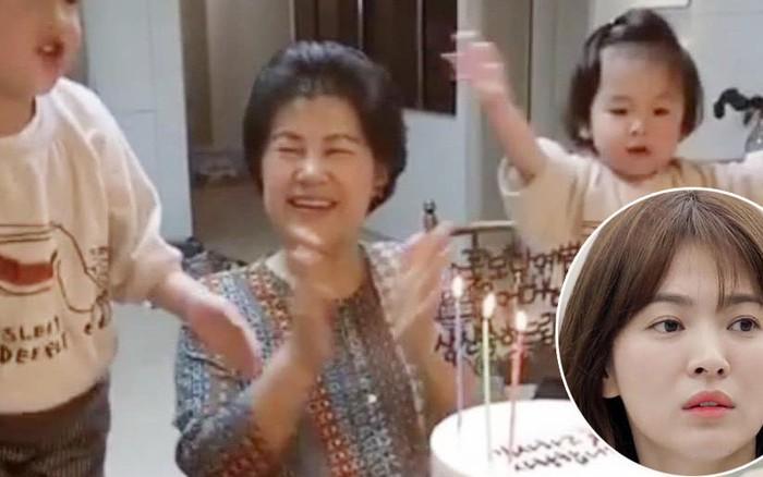 Giữa lùm xùm ly hôn, Song Hye Kyo lại vắng mặt trong ngày sinh nhật mẹ Song Joong Ki?