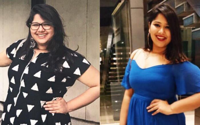 Từng đạt ngưỡng 105kg, cô gái người Ấn Độ đã giảm cân thành công nhờ thay ...