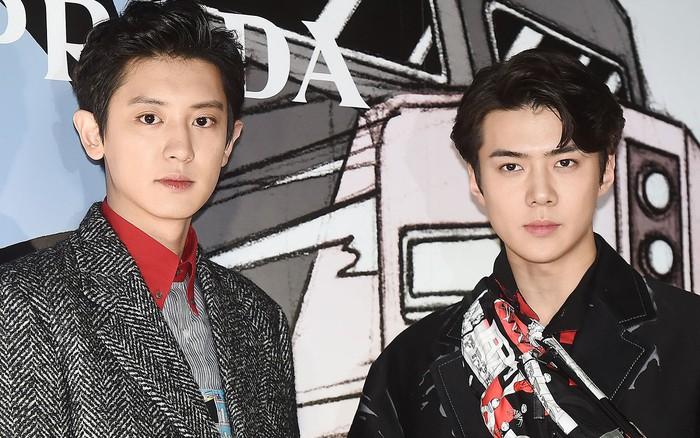 Xiumin vừa nhập ngũ, SM rục rịch chuẩn bị nhóm nhỏ mới nối tiếp EXO-CBX?