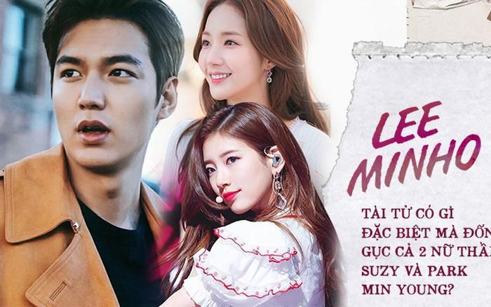 Điều gì làm nên sức hút của Lee Min Ho: Chàng trai cưa đổ Suzy, Park Min Young, ...