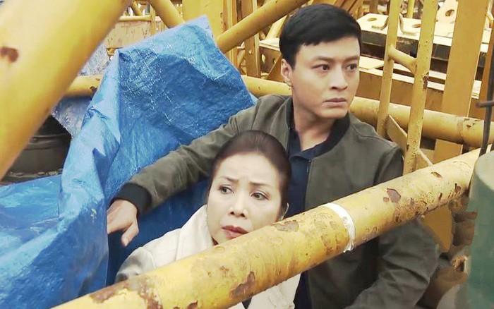"""""""Mê Cung"""" tập 5: Hai mẹ con cảnh sát Khánh bị 5 gã giang hồ truy đuổi vẫn ..."""