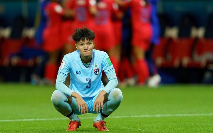 Bóng đá Thái Lan nhận thất bại kỷ lục ở sân chơi World Cup