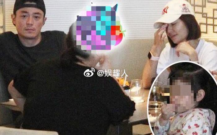 Lần đầu tiên hình ảnh 3 người nhà Lâm Tâm Như được tiết lộ, cô con gái ...