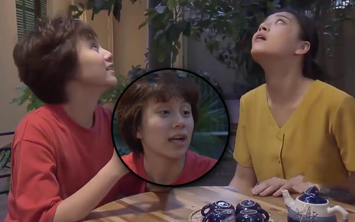 """Về Nhà Đi Con tập 47: Ánh Dương vừa hỏi chị Huệ """"thế nào là nữ tính"""" ..."""