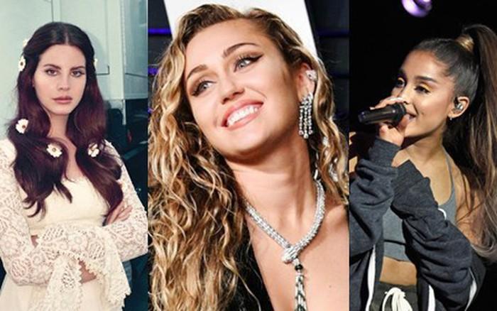 """Taylor Swift đã """"bắt tay"""" Katy Perry thì Miley Cyrus cũng phải """"rủ rê"""" ..."""
