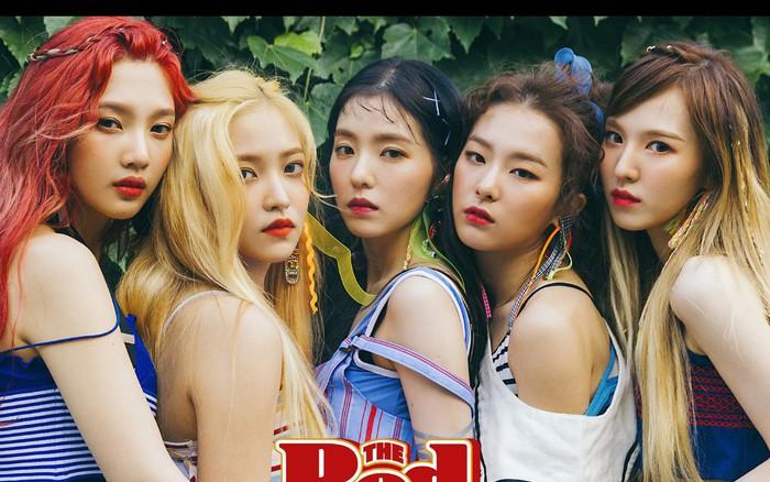 Ai bảo Red Velvet không nổi ở Mỹ khi cũng lập thành tích không hề kém cạnh giống ...