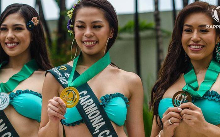 Hết hồn với nhan sắc của top 40 Hoa hậu Trái Đất Philippines 2019: Không có xấu nhất, chỉ ...
