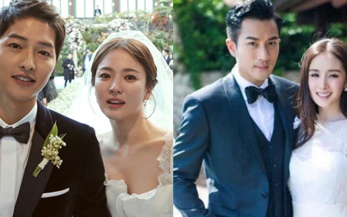 Điểm chung bất ngờ giữa 3 vụ ly hôn nổi tiếng showbiz châu Á: Song Joong Ki - Song Hye ...