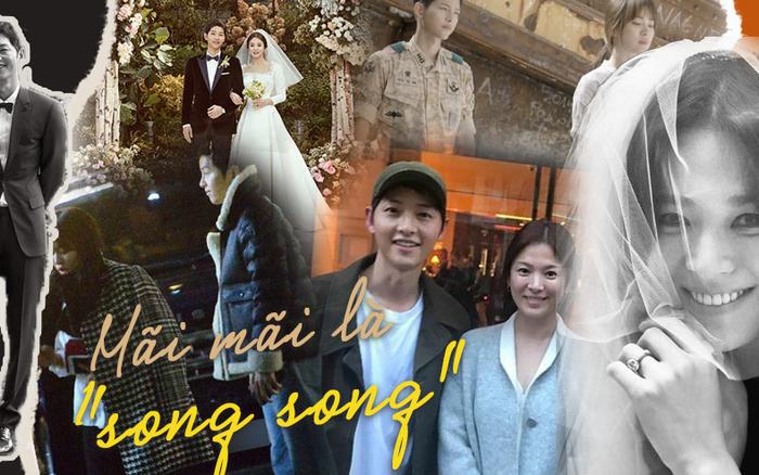 Đi cả thế giới cùng nhau, nhưng sau mọi chuyện Song Joong Ki - Song Hye Kyo lại chẳng thể nắm tay ...