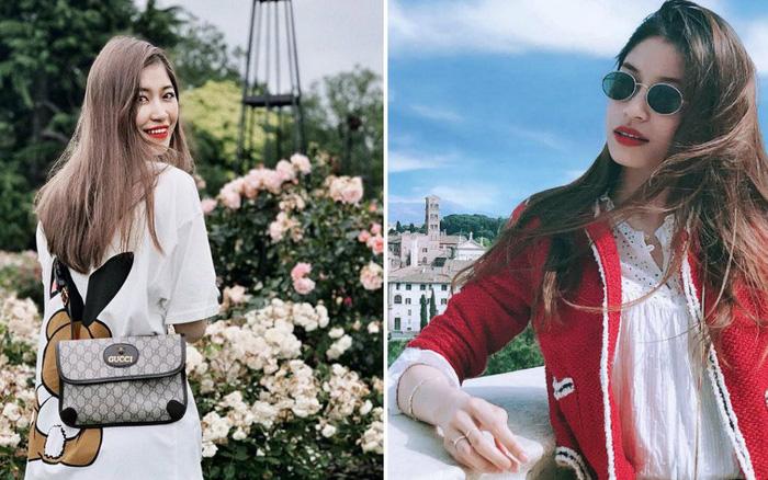 """Vóc Đỗ - bạn gái hậu vệ CLB Hà Nội """"gây chiến"""" với Văn Thanh: Nhận ..."""