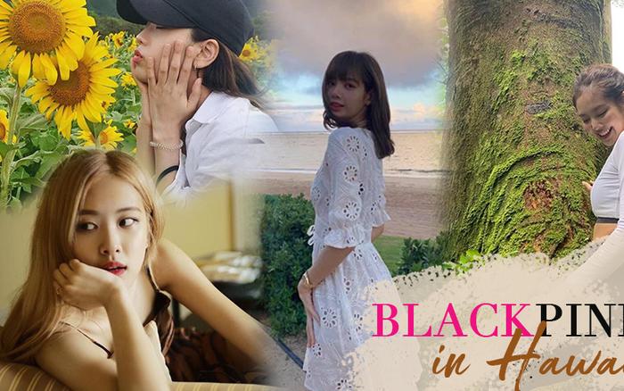 """Vừa trở về Seoul, các thành viên BLACKPINK liền """"xả"""" loạt ảnh nghỉ dưỡng và khám ..."""
