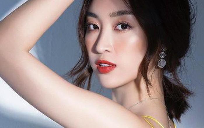"""Hoa hậu Đỗ Mỹ Linh: """"Người ta gọi tôi là Hoa hậu nghèo và sốc khi tôi tắm trắng"""""""