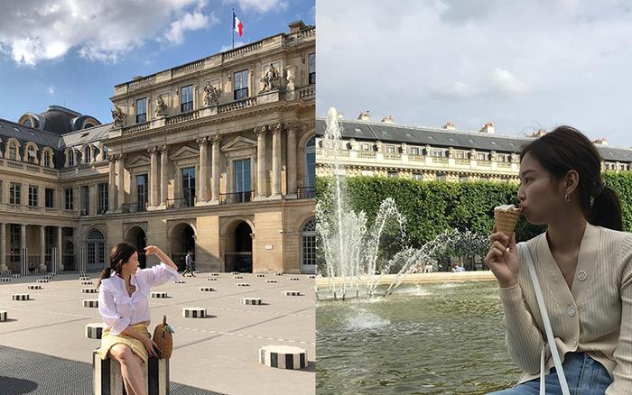 """Jennie (BLACKPINK) đăng hình hoài niệm Paris, ngoài """"dáng đứng Bến Tre"""" fan còn ..."""