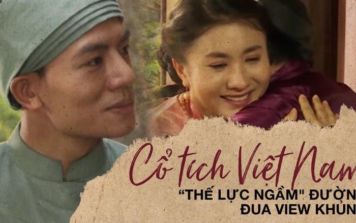 """Phim cổ tích Việt Nam - """"Thế lực ngầm"""" sở hữu toàn lượt view khủng"""