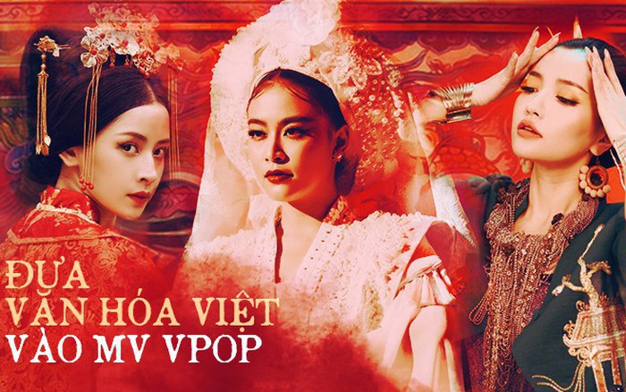 Nhìn trường hợp Hoàng Thùy Linh, Bích Phương, Chi Pu...: khai thác văn hóa ...