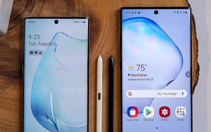 Bùng nổ số lượng đặt hàng Galaxy Note 10/Note 10+ tại Thế Giới Di Động