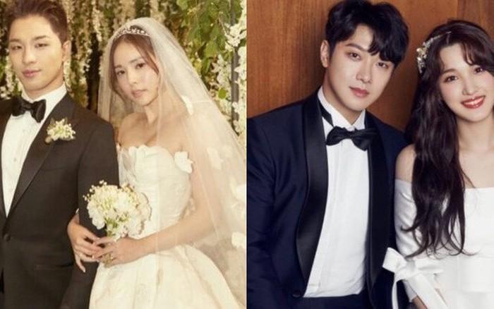 Sau 2 vụ ly hôn gây sốc, có 6 cặp vợ chồng sao vẫn khiến fan tin vào tình ...