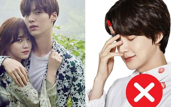 Giữa scandal ly hôn với Goo Hye Sun, Ahn Jae Hyun bị hãng mỹ phẩm hủy hợp đồng và xóa ...